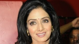 Sridevi talks zero size  tv5