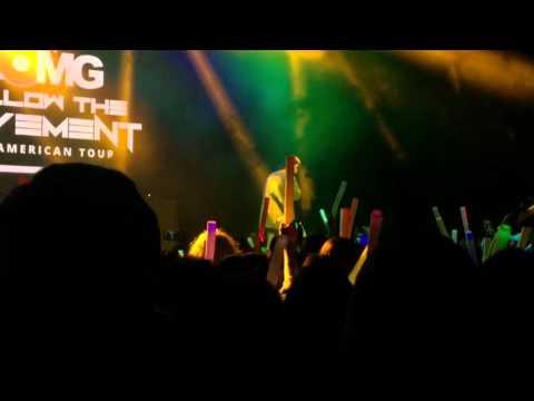 160412 Simon D - Full Set @ AOMG Follow the Movement in Dallas