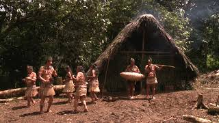 TRADITIONAL DANCES FROM THE AMAZON RAINFOREST