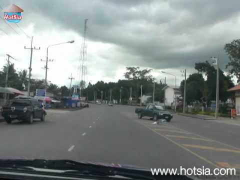 ถนนไปสวนผึ้ง ราชบุรี