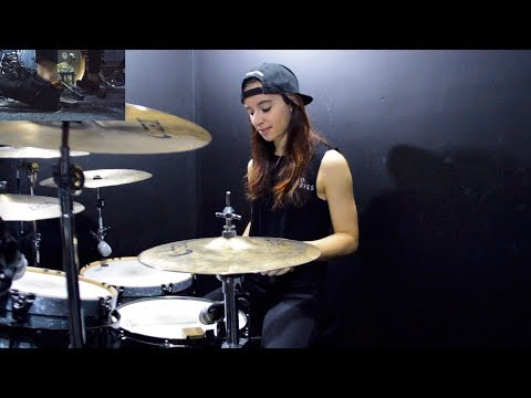 twenty one pilots / Bring Me The Horizon Drum Cover Mashup - Can You Feel My Doubt