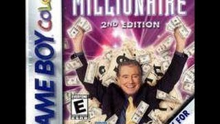 Who Wants to Be a Millionaire - 2nd Edition (Gameboy Color)