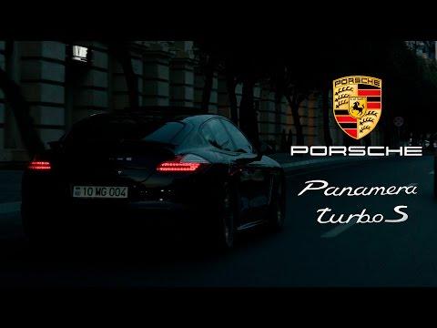 Тест-драйв от Давидыча. Porsche Panamera Turbo S