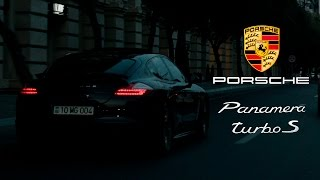 Тест-драйв от Давидыча. Porsche Panamera turbo s(Спасибо QWEEX Creative Association за монтаж тест-драйва. http://vk.com/qweexru http://qweex.ru https://www.facebook.com/qweexru/ ..., 2015-12-16T00:32:25.000Z)