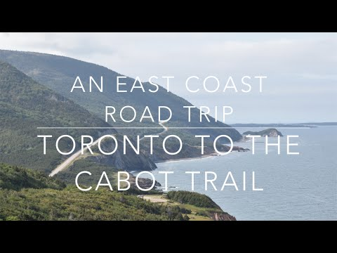 Toronto to the Cabot Trail – An East Coast Road Trip