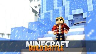 Minecraft: SOU O REI DO GELO! (BUILD BATTLE)