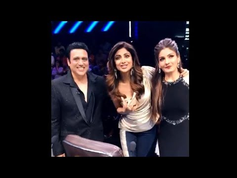 Super dancer 2 govinda and raveena tandon graced the show youtube super dancer 2 govinda and raveena tandon graced the show thecheapjerseys Images