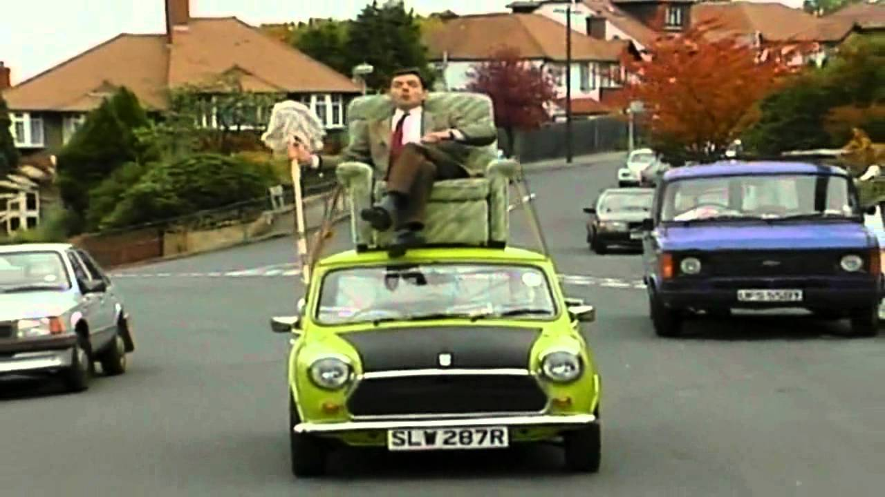 Mr Bean Spiele Auto