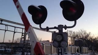 ЖД переезд со звонком МЗ-2, Новосибирский стрелочный завод