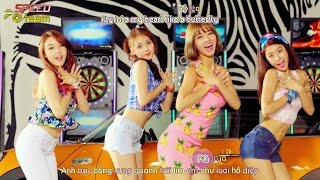 [Vietsub + Engsub + Kara] Girl's Day (걸스데이) - Darling