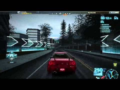 Need For Speed World Thailand Community : Takedown noob hacker.