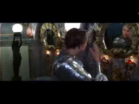 Romeo + Juliet meeting scene