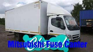 Видео-обзор: Грузовой фургон MITSUBISHI FUSO CANTER (от «Трак-Платформа»)