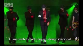 Скачать Dangerous Blue Gangsta Rodrigo Teaser Lavelle Smith Michael Jackson LEGENDADO