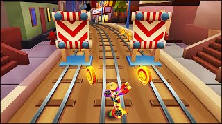 Wordy Weekend: Name Hunting with Tasha - Subway Surfers: Chicago