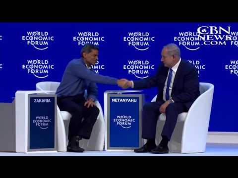 Netanyahu Denies Snubbing P.A. Chairman Mahmoud Abbas