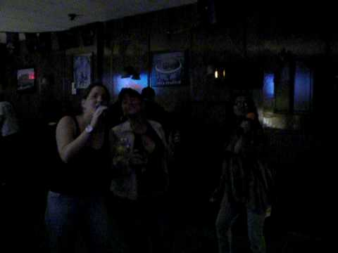 Karaoke at Kate Daly's part 2 021