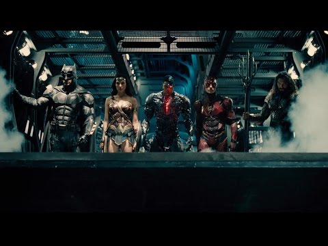Justice League trailer unites DC's biggest superheroes