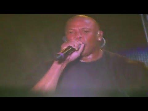 Ice Cube NWA reunited Dr Dre Full Length / Coachella Festival 2016 / Indio CA / N.W.A. 4/23/2016