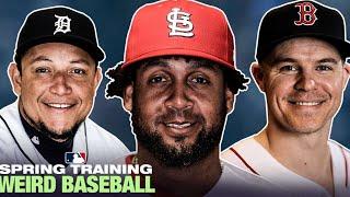 Weird Baseball - Spring Training edition