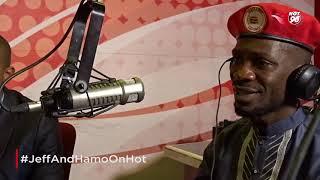 The Hot Breakfast : Candid interview Robert Kyagulanyi Ssentamu A K A Bobi Wine thumbnail