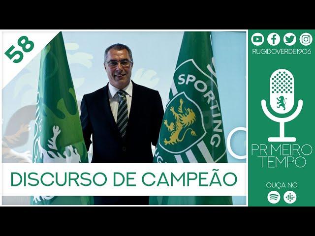 🎙️ Primeiro Tempo Convida Augusto Inácio - Discurso de Campeão Ep 58