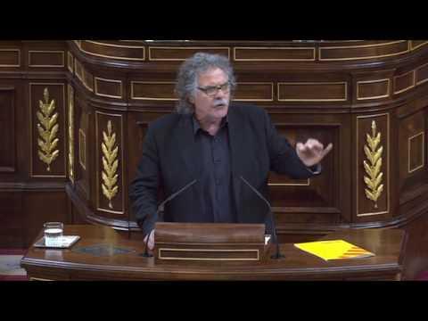 JOAN TARDÁ (ERC) - Moción de censura a RAJOY (13/06/2017)