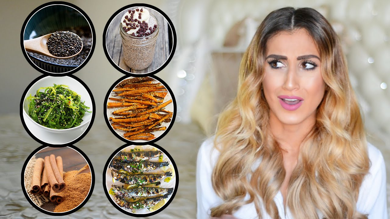 Best Food For Hair Growth And Thickness