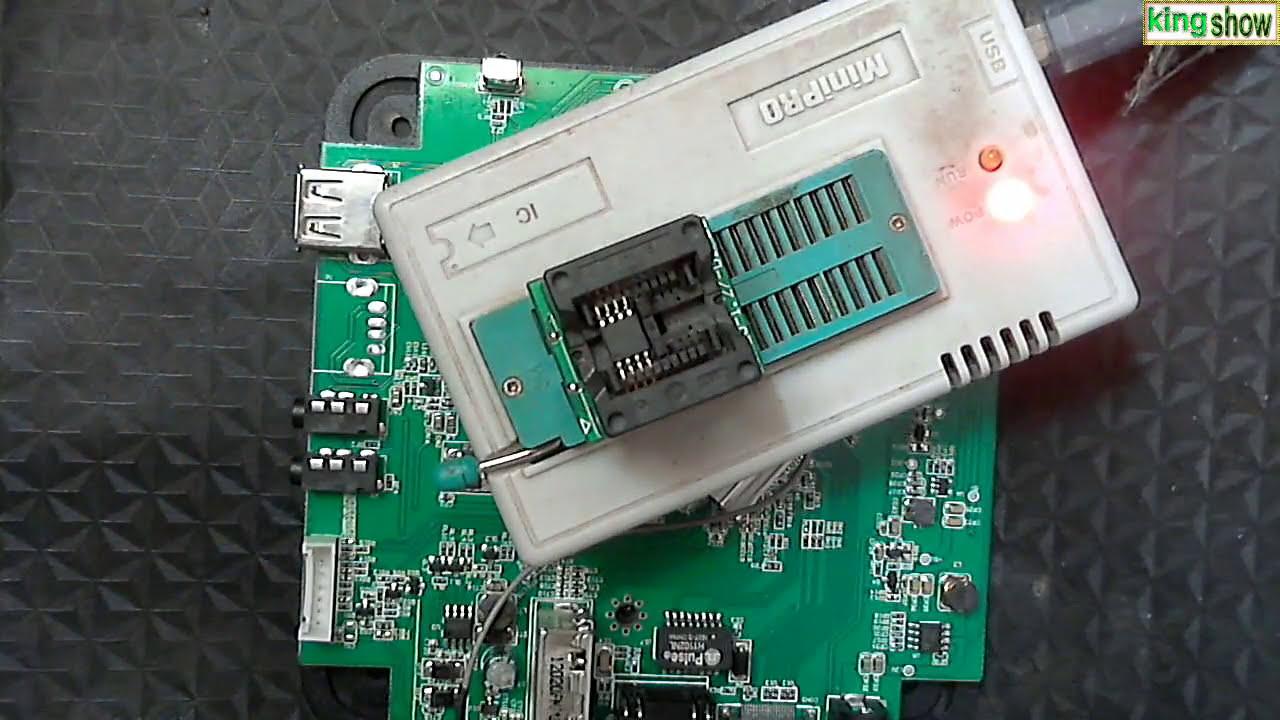 redline golden box إصلاح مشكل توقف أجهزة