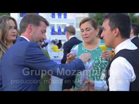 Grupo Mozambique - violin show - bodas - eventos