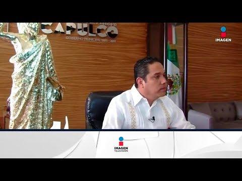 Alcalde de Acapulco se deslinda del asesinato de la 'Nana Pelucas' | Noticias con Francisco Zea