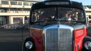 Busreisen im Oldtimer