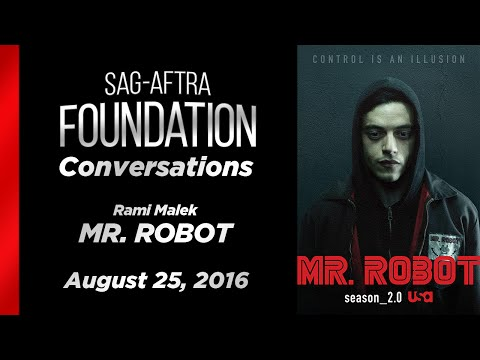 Conversations with Rami Malek of MR. ROBOT