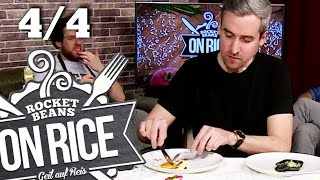 [4/4] Raclette: Podcast Ufo vs ABXO | Rocket Beans On Rice Staffel 2 | 28.12.2016