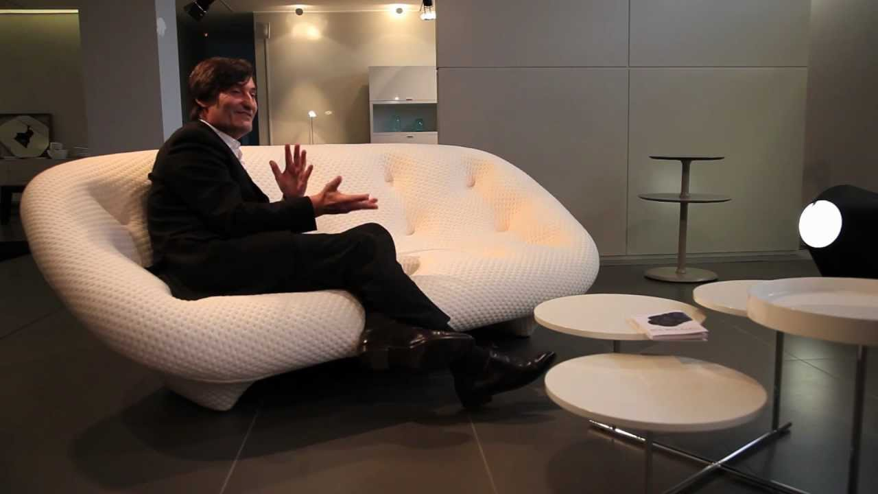 The Ploum sofa by Ronan & Erwan Bouroullec for Ligne Roset - YouTube