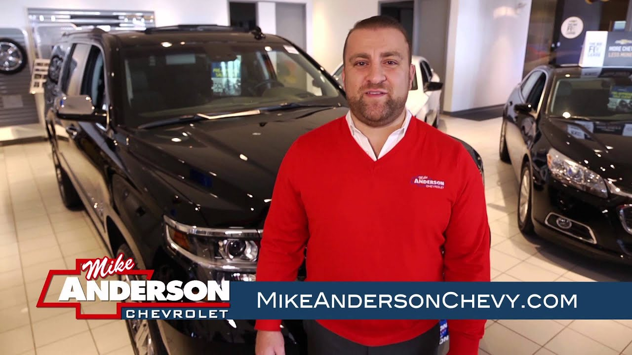 Leasing Is The Way To Go | Mike Anderson Chevy Chicago