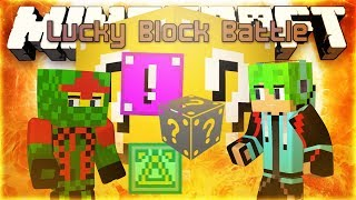 ☠ Night Rüstung killt alles 🔸 LUCKY BLOCK BATTLE 🔸 FOLGE 2 🇩🇪