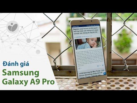 Tinhte.vn - Đánh giá Samsung Galaxy A9 Pro