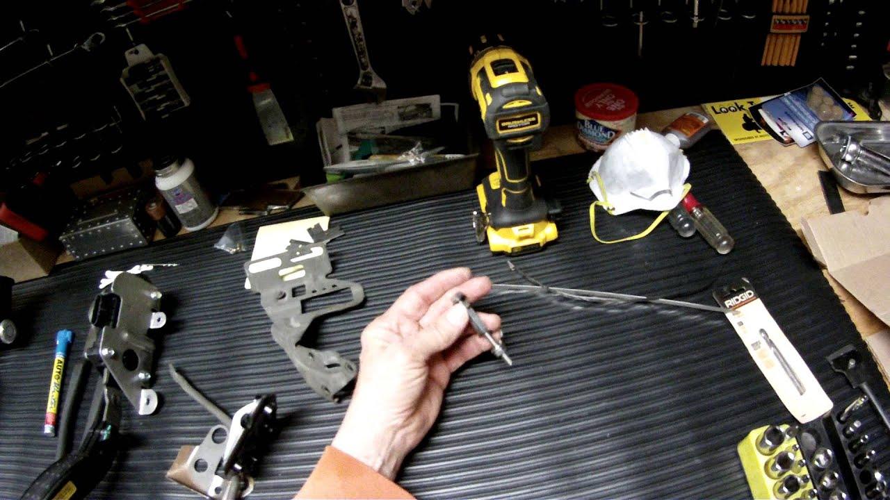 LS3 525 Accelerator Pedal install 87 Monte Carlo