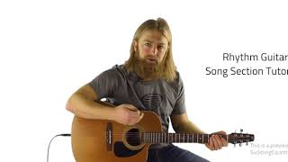 Make A Little Guitar Lesson and Tutorial - Midland