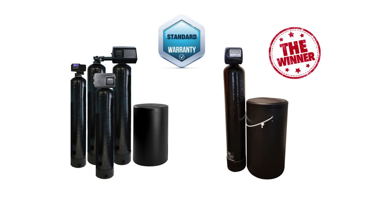 Compare Water Softeners Features And