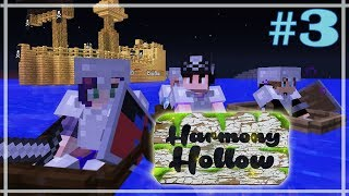 PIRATES AHOY! - Harmony Hollow SMP S3 - Ep 3