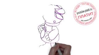 Мультик Лунтик  Как легко нарисовать Лунтика поэтапно карандашом(СМОТРЕТЬ МУЛЬТФИЛЬМ ЛУНТИК ОНЛАЙН. Как правильно нарисовать персонажей мультфильма про Лунтика онлайн..., 2014-10-02T14:19:50.000Z)