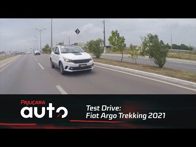 Test Drive: Fiat Argo Trekking 2021