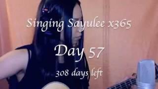Singing Sayulee x365 (Sayuleeと365の歌達)Day 58 これは365日間 Sayuleeが毎日歌をみなさんに届けるというチャレンジです!! This is a 365 challenge where ...