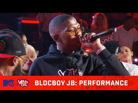 BlocBoy JB Pulls Up & Performs 'Rover' 🚙 (Live Performance) | Wild 'N Out | MTV