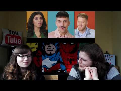 PENTATONIX Attention - REACTION!