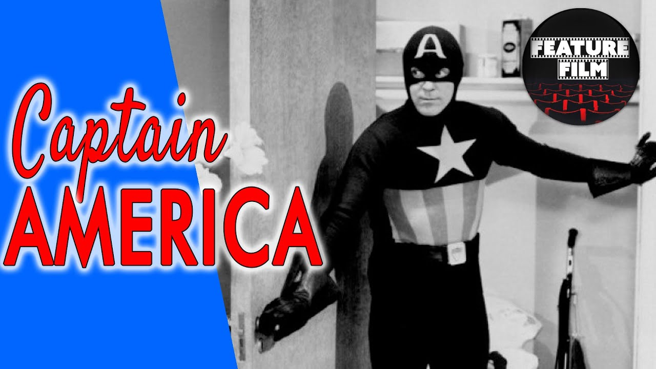 CAPTAIN AMERICA SERIAL Chapter 14 | SUPERHERO movie | CLASSIC MOVIES | Marvel Comics character
