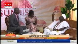 I Was A Dramatist In The Military- Jimoh Aliu