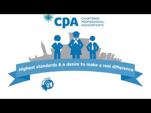 Become A Chartered Professional Accountant